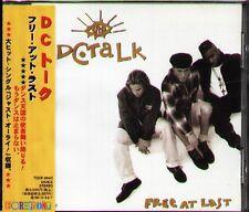 Dc Talk - Free At Last - Japan CD - 17Tracks OBI