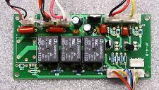 Carte circuit commande moteur continu ou vérin électrique (4 sorties)
