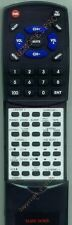Replacement Remote for FISHER CA9535B, 9535B, CA9435, CA9335, RCA9335