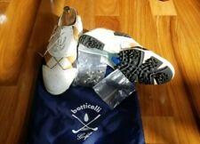 Rare & Custom Botticelli Wingtip Golf Shoes w/ removable spikes Sz US 10 EU 43