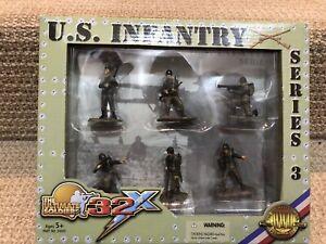Ultimate Soldier 1:32 U.S. Infantry - Series 3, No. 20005