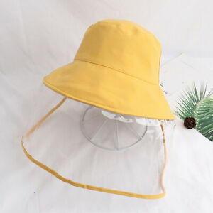 Kid Children Fishman Hat Anti-ultraviolet Isolation Summer Hat with Shield Cover