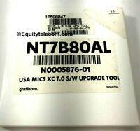 Nortel Norstar NT7B09AL USA-MICS-XC S/W Upgrade Tool NT7B64CL & NT7B64DB
