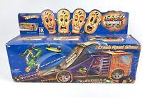 Hot Wheels Crash Dummies Crash Road Show (2004) Mattel With Original Box