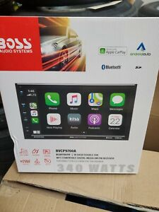 "BOSS BVCP9700A 2DIN 7"" Car Mechless Stereo Apple Carplay Android Auto Bluetooth"
