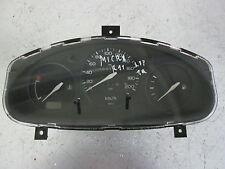 Nissan Micra K11 Kombiinstrument Bj.1997 1,0l 40kW 248105F762