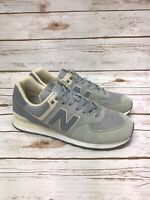 New Balance Mens 574 Mint Cream ML574TIV US Size 8.5 D WORN ONCE