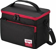 Thermos soft cooler Bag 5L Black REF-005 BK from Japan NEW