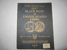 1977 THE OFFICIAL BLACK BOOK OF UNITED STATES COINS BOOKLET - TUB BBA-2