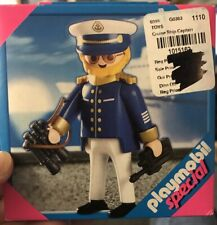 Playmobil Boat Captain #4642, NEW IN BOX, NEVER OPENED
