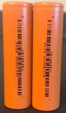 "Brand New  ""2""  Lishen LR1865EC Lifepo4 3.2v 1350mah Battery"