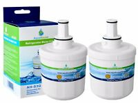 2x Fridge Filter Compatible Replacement for Samsung DA29-00003G Water Filter