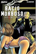 BACIO MORBOSO n.2 ed. Magic Press NUOVO sconto 50%