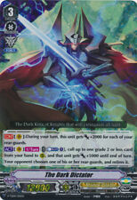 Cardfight Vanguard-1x-Near Mint, English-The Dark Dictator - V-TD04/001EN - RRR-