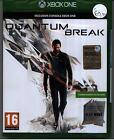 XBOX ONE - QUANTUM BREAK - include ALAN WAKE + 2 DLC - PAL - ITA - NUOVO
