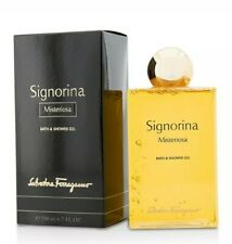 Salvatore Ferragamo Signorina Misteriosa Bath & Shower Gel 6.7oz Nib