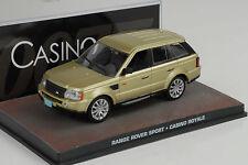 Movie James Bond Range Rover Sport / Casino Royale 1:43 Ixo