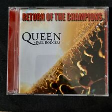 Queen & Paul Rodgers/ Return Of The Champions / 2 CDs / 27 Titel / 2005