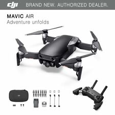 DJI Mavic Air - Onyx Black Drone - 4K Camera, 32MP Sphere Panoramas!