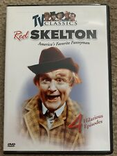 TV Classics - Red Skelton: Vol. 2 (DVD, 2003); Pre-Owned
