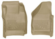 Husky Liners WeatherBeater Front Floor Liners for 08-10 Ford F-250/350 SuperDuty