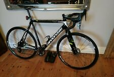 Cannondale Super X Hi Mod carbon team 56cm cyclocross disc road bike - tubless