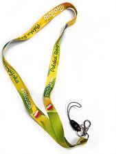 NEW PRICE - Rio 2016 official Lanyard Polish Olympic Commitee POLAND PKOL