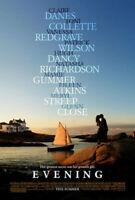 Abend (Zweiseitig Regulär) Original Filmposter