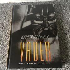 STAR WARS - THE COMPLETE VADER - HARDBACK BOOK - RYDER WINDHAM PETER VILMUR