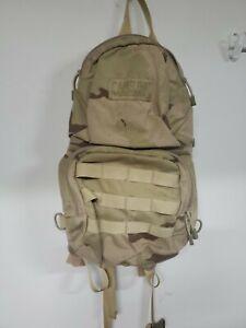 CamelBak  Tactical Backpack Desert Camo Hydration Pack