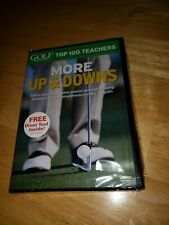 Golf Magazine Top 100 Teachers : More Up & Downs - Short Game Arsenal & Tips New