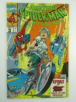 1993 Marvel Comics THE AMAZING SPIDER-MAN Vol 1 #3 Canadian Edition 7.0 FN/VF