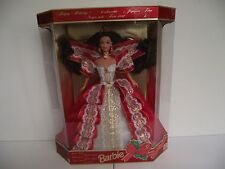 Barbie Felices Fiestas 1997 10th aniversario en Caja Original