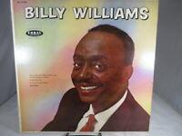 Billy Williams - Billy Williams (Coral CRL 57184) Original 1957 LP VG+ c VG+