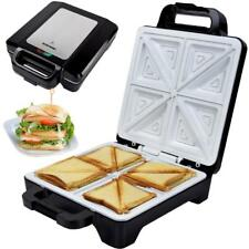 Syntrox Germany 1600 Watt XLC Sandwichmaker mit Keramikbeschichtung