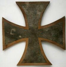 ww2 GERMAN Iron Cross WWII Germany Award Trench ART Military decoration Eisernes