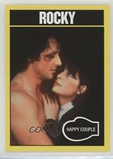 2016 Topps Rocky 40th Annivesary Online Exclusive Base 7 I Happy Couple Card 0w6
