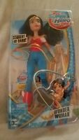 "DC Super Hero Girls WONDER WOMAN 12"" GOLD CAPE variant comics mattel chase"