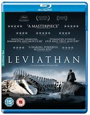 LEVIATHAN di Andrey Zvyagintsev BLURAY in Russo NEW .cp