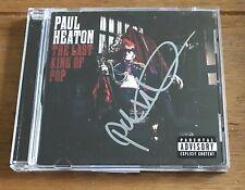 Paul Heaton - Last King Of Pop SIGNED CD Sealed Beautiful South