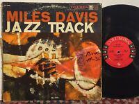 Miles Davis Jazz Track VG MONO 6-EYE DG ORIG John Coltrane Bill Evans TESTED