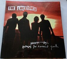 THE LIBERTINES - ANTHEMS FOR DOOMED YOUTH  SEALED NEW BOX SET W/ SIGNED PRINT
