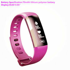 Smart Wrist Band Heart Rate Sport Bracelet Wristband Tracker