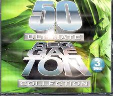 50 Ultimate - BABY RASTA Y GRINGO, TONY DIZE,TREBOL CLAN, RAKIM Y KEN Y - 3CD