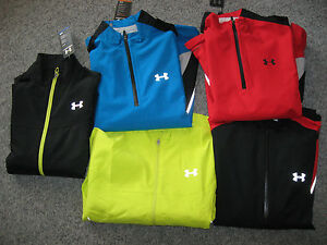 UNDER ARMOUR Men's Allseasongear,Storm or COLD GEAR Jackets,Many Styles&Sizes