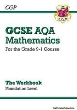 New GCSE Maths AQA Workbook Foundation - For the Grade 9-1 Course CGP Books CGP