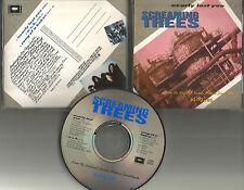 Mark Lanegan SCREAMING TREES Nearly Lost you w/ 2 UNRELEASED TRX PROMO CD Single