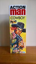 40th Action Man cow-boy Box GI JOE GEYPERMAN *** BOX ONLY *** [tibvopolis]