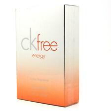 CK FREE ENERGY by Calvin Klein 3.4 oz, 100 ml Eau De Toilette Spray for Men