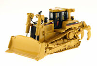 CAT D8R Bulldozer Model 85099 1/50 scale Yellow Diecast Engineering Vehicle Toy